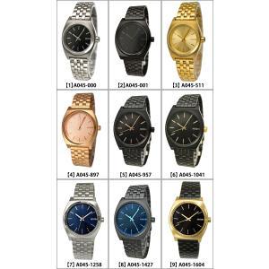 NIXON ニクソン タイムテラー A045 全20色時計 腕時計 メンズ レディース ryus-select 02