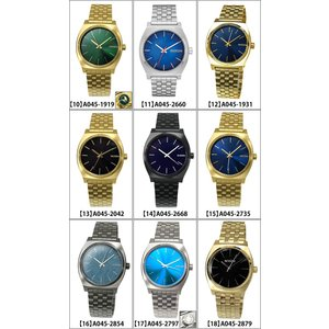 NIXON ニクソン タイムテラー A045 全20色時計 腕時計 メンズ レディース ryus-select 03