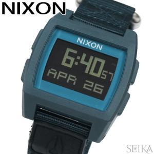 【当店ならお得クーポンあり】ニクソン NIXON ベースタイド ナイロンA1169-307時計 腕時計 メンズ レディース|ryus-select