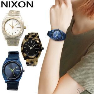 ニクソン NIXON 時計 腕時計 A3272031 A3272514 A3272490 タイムテラー アセテート メンズ レディース|ryus-select