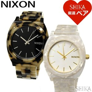 (特典付き) ペアウォッチ ニクソン メンズ A327-2514 レディース A327-2031 腕時計|ryus-select