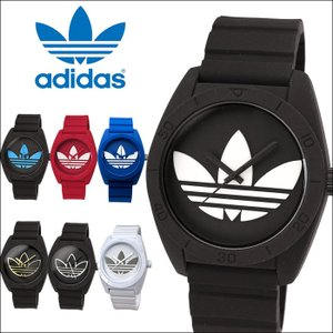 時計 アディダス 腕時計 メンズ レディース サンティアゴ|ryus-select