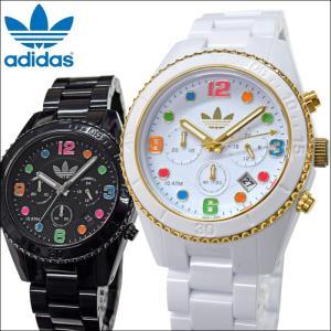 時計 adidas アディダス (ADH2945 ホワイト) (ADH2946 ブラック) ユニセックス メンズ レディース|ryus-select