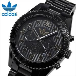 アディダス/adidas メンズ 時計(ADH2983)ブラック ウォッチBRISBANE(ブリスベン)(対応)(、本物、当店在庫だから安心)|ryus-select