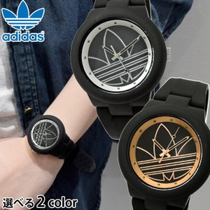 時計 アディダス 腕時計 メンズ レディース ADH3048 シルバー ADH3086 ピンクゴールド ラバー|ryus-select