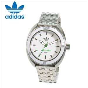 時計 アディダス adidas (ADH3120) ホワイト グリーン シルバーSTAN SMITH (スタンスミス) レディース ユニセックス|ryus-select