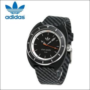 時計 アディダス adidas (ADH3155) ブラック オレンジ メンズSTAN SMITH (スタンスミス)|ryus-select