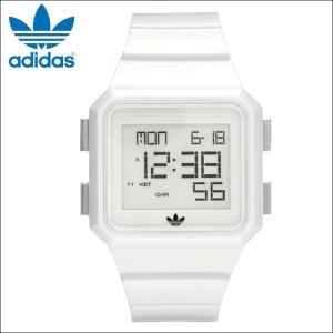 アディダス adidas ピーチツリー ADH4056 時計 腕時計 メンズ レディース ユニセックス ホワイト ラバー(k15)|ryus-select