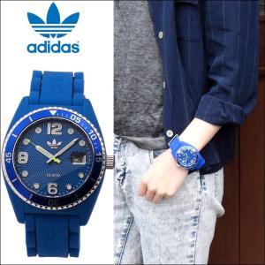 (オータムクリアランス) アディダス/adidas メンズ 時計(ADH6153)ブルー ウォッチBRISBANE(ブリスベン)|ryus-select