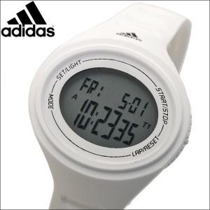 アディダス adidas パフォーマンス 時計 腕時計 メンズ レディース スポーツウォッチ ランニング キッズ ホワイト ADP6110 (k15)|ryus-select