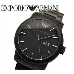 エンポリオアルマーニ メンズ腕時計AR0346/オールブラック|ryus-select