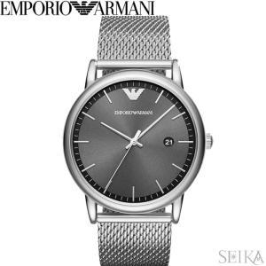 (レビューを書いて5年保証) 時計 エンポリオアルマーニ AR11069 腕時計 メンズ メッシュ 父の日|ryus-select