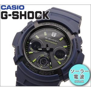 【27】カシオ G-SHOCK/Gショック 腕時計 AWG-M100NV-2AER/Navy Blue(ネイビーブルー)【並行輸入品】|ryus-select