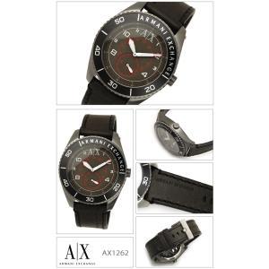 アルマーニエクスチェンジ メンズ 腕時計 AX1262/ブラウン|ryus-select|02