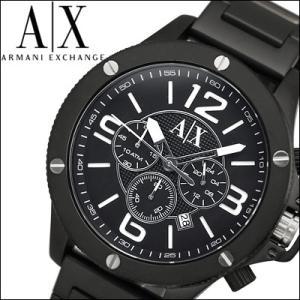 アルマーニ エクスチェンジ/ARMANI EXCHANGEメンズ 時計 AX1503/オールブラック|ryus-select