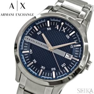 アルマーニエクスチェンジ/ARMANI EXCHANGE メンズ 時計 AX2132/ブルー×シルバー ryus-select