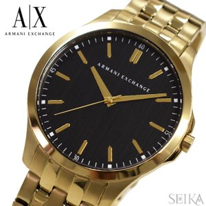 (レビューを書いて5年保証) 時計 アルマーニエクスチェンジ ARMANI EXCHANGE AX2145 腕時計 メンズ ゴールド|ryus-select