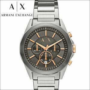 アルマーニエクスチェンジ ARMANI EXCHANGE AXAX2606 腕時計 時計 メンズグレー×ピンクゴールド シルバー|ryus-select