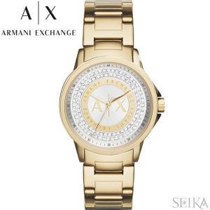 アルマーニエクスチェンジ ARMANI EXCHANGE AX4321時計 腕時計 レディース ゴールド|ryus-select