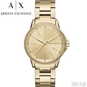 アルマーニエクスチェンジ ARMANI EXCHANGE AX4346時計 腕時計 レディース ゴールド|ryus-select
