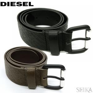 【当店ならお得クーポンあり】【20】DIESEL ディーゼル ヴィンテージ加工 メンズ ベルト X05547|ryus-select