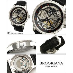 ブルッキアーナ/BROOKIANA  メンズ時計 (BA1674) 自動巻き|ryus-select|03