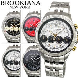 ブルッキアーナ/BROOKIANA  メンズ時計 (BA1676) 自動巻き|ryus-select