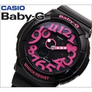 【商品入れ替えクリアランス】(28)カシオ CASIO Baby-G ベビーG 腕時計 ブラック×ピンク(BGA-130-1BER) (並行輸入品) ryus-select