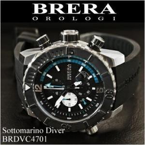 【商品入れ替えクリアランス】 (BOX訳有り) (21)ブレラ オロロジ メンズ 時計 腕時計(BRDVC4701)|ryus-select
