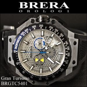 (レビューを書いて5年保証)  (5) ブレラ オロロジ メンズ 時計 ラバー (BRGTC5401) 父の日|ryus-select