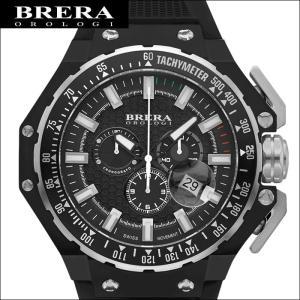 (レビューを書いて5年保証)  (57) ブレラ オロロジ BRGTC5414 メンズ 時計 ラバー 父の日|ryus-select