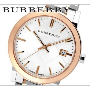 バーバリー BURBERRY メンズ 時計 ピンクゴールド(BU9006)|ryus-select