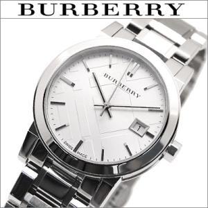 バーバリー/BURBERRY レディース 時計 シティ/シルバー BU9100|ryus-select