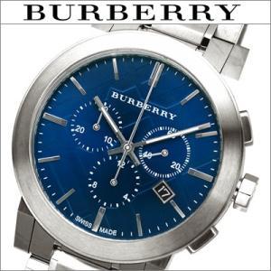 バーバリー BURBERRY メンズ 時計 (BU9363) ブルー|ryus-select