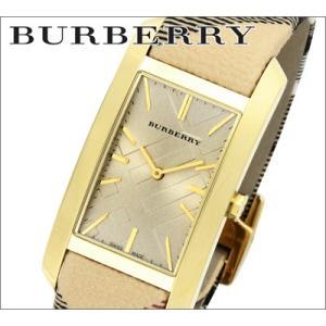 バーバリー BURBERRY レディース 時計 シャンパンゴールドベージュチェック(BU9407)|ryus-select