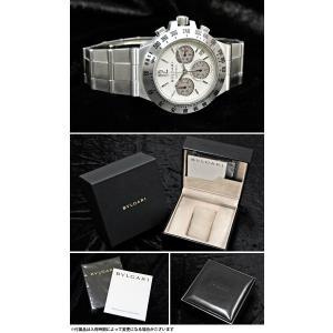 【商品入れ替えクリアランス】(新品)BVLGARI ブルガリ CH40WSSDTA(8) ディアゴノ 時計 腕時計 メンズ 自動巻き ホワイト シルバー 白い腕時計|ryus-select|02