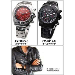 (◆お取寄せ)シャルルホーゲル メンズ腕時計 CV9001/CV9055(6) ryus-select 03