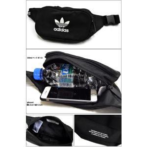 【当店ならお得クーポンあり】アディダス adidas ボディバッグ ミニウエストポーチDV2400 ブラック(36) ryus-select 02