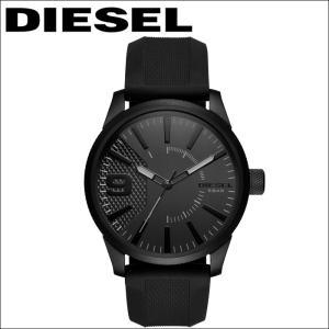 ディーゼル DIESEL時計 腕時計 メンズラバー ブラック ラスプ DZ1807|ryus-select