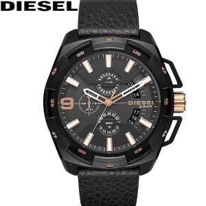 【商品入れ替えクリアランス】ディーゼル DIESEL DZ4419 ヘビーウェイト 時計 腕時計 レザー(k-15) ピンクゴールドの腕時計|ryus-select