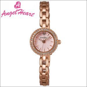 (ショップ袋付)エンジェルハート Angel Heartエターナルクリスタル 時計 腕時計 レディースET21PP ピンク ピンクゴールド|ryus-select