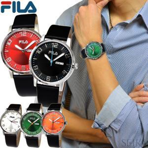 【クリアランス】時計 フィラ FILA 38-107 001 002 004 005 006腕時計 メンズ レディース ユニセックス|ryus-select