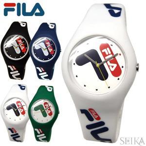 (クリアランス) 時計 フィラ FILA 38-185 001 002 003 004腕時計 メンズ レディース ユニセックス|ryus-select