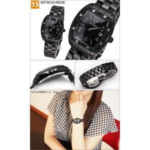 (クリアランス) フォリフォリ 腕時計レディース 時計 【WF9E004BDK(15)】 ブラック|ryus-select|04