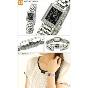 (クリアランス) フォリフォリ 腕時計レディース 時計 【WF9E004BDK(15)】 ブラック|ryus-select|05