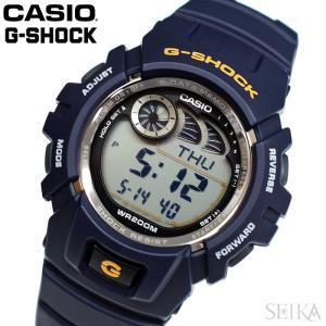 カシオ CASIO (187) G-2900F-2V G-2900F-2VER G-SHOCK 20気圧防水 メンズ 腕時計 時計 デジタル ネイビー ブルー 父の日 ryus-select