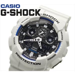 【33】カシオ CASIO Gショック 腕時計 アナログ&デジタル GA-100B-7A 並行輸入品 20気圧防水|ryus-select