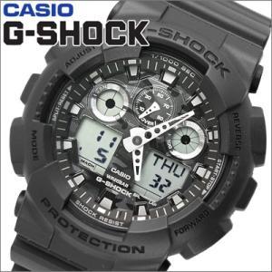【108】カシオ/CASIO G-SHOCK/Gショック メンズ 時計 GA-100CF-8A /グレー/迷彩|ryus-select