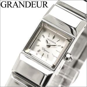 グランドール/GRANDEUR レディース 腕時計 ESL026W1/シルバー|ryus-select