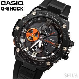 カシオ CASIO (193) GST-B100B-1A4 GST-B100B-1A4ER G-SHOCK 20気圧防水 メンズ 腕時計 時計  ソーラー アナログ ブラック 父の日 ryus-select